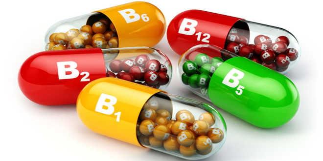 vitaminas B jalea real